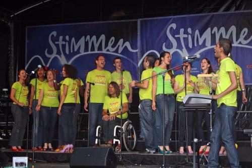 Stimmen Festival - Lörrach singt