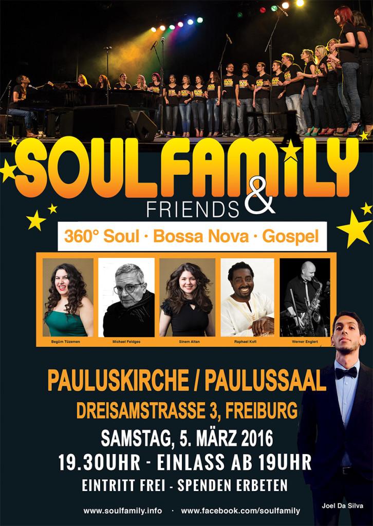 Soulfamily 360 Grad Soul Bossa Nova Gospel