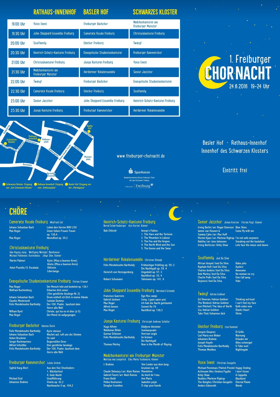 Freiburger Chornacht
